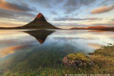 Iceland in summertime