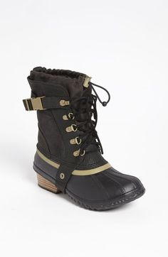 SOREL+'Conquest+Carly+Short'+Boot+available+at+#Nordstrom