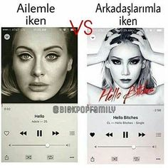 Read 67 from the story KPOP CAPSLERİ ^_^ by Sudeyyzo (nyctophilia) with 82 reads. Adele Meme, Adele Hello Meme, Funny Kpop Memes, Funny Quotes, Adele 25, Queen Meme, Pop Photos, Bts Tweet, Fake Girls
