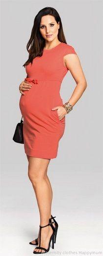 image 1 of Happy mum Sugar maternity dress