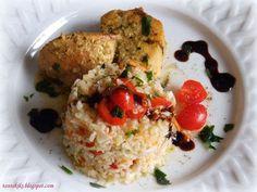 Ψητό κοτόπουλο με πλιγουροσαλάτα | Tante Kiki | Bloglovin'
