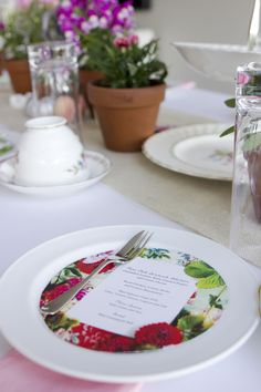One Lovely Day - Event Styling