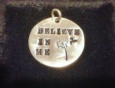 """""""Believe In Me"""", a lyric from the band Staind. of profits from this necklace go toward helping homeless Veterans in America suffering from PTSD, a cause which Aaron Lewis is passionate about. Music Lyrics, Music Quotes, Military Jobs, Mental Health News, Veteran Jobs, Homeless Veterans, Music Is My Escape, James 1, Semper Fi"""