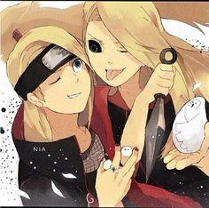 Xả ảnh Couple Akatsuki + Naruto ❤❤ | Naruto | Naruto