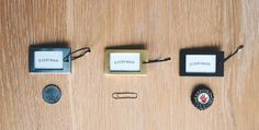Hideout Gear Tag - The Luggage Tag Redefined by Everyman — Kickstarter