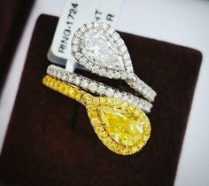 Did you catch our 2 stone pear bypass on JCK online yesterday? wrote a great story- Check it out! Black Diamond, Diamond Rings, Diamond Engagement Rings, Diamond Jewelry, Latest Jewellery Trends, Jewelry Trends, 4 Diamonds, Diamond Dreams, Earring Trends