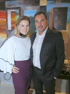 Ana Marcia e Marcelo Albuquerque