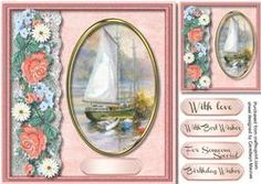 Lovely Sails And Roses