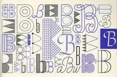 Embroidery Typography - http://www.printmag.com/imprint/embroidery-typography/