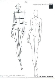 1000+ ideas about Fashion Figures on Pinterest | Fashion Figure Templates, Croquis and Fashion Templates