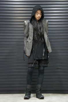 Winter layering for boys.