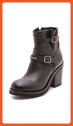 Ash Women's Universe Booties, Black, 40 EU (9.5 B(M) US Women) - Boots for women (*Amazon Partner-Link)