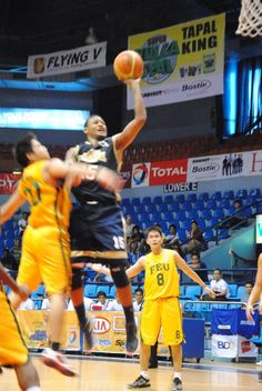 FilOil Flying V Preseason Hanes Cup Day 3 Recap  NU def. FEU, 85-74  CSJL def. UE, 64-56  On the photo: Ray-Ray Parks scoring 2 of his game-high 29 points. Click on the image for the news.