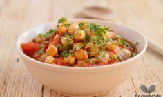 Für Kinder und Erwachsene ein füllendes Gericht: Der marokkanische Kichererbseneintopf.