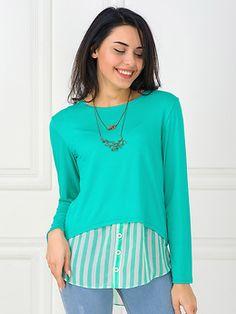 Блуза-рубашка Sing - #3030743