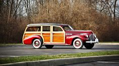 Buick Super Estate Wagon - Gooding & Company | Brian Henniker