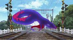ayakashi dans l'anime Noragami