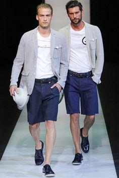 Giorgio Armani Spring 2013 Menswear Collection on Style.com: Complete Collection