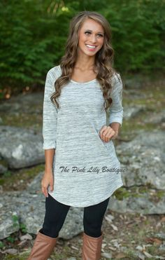 Extended Weekend Tunic!
