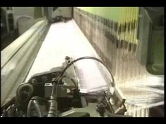How It's Made Fabrics 4 min. video, can leave off last min. showing dyes and washing.