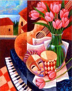 Keith Mallett, 1948 | Tutt'Art @ | Pittura * Scultura * Poesia * Musica |