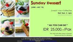 Sunday Dessert