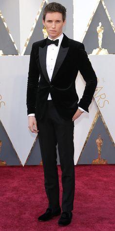 2016 Oscars Red Carpet Photos - Eddie Redmayne - from InStyle.com