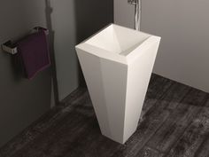 CRYSTAL Lavabo Freestanding By Olympia Ceramica Design Francesco Lucchese