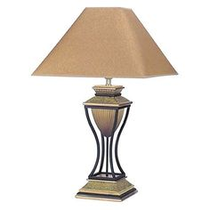 Off 32 Inch Antique Bronze Home Deco Table Lamp by Ore International. a bronze finish, polyresin base and taupe shade, this neutral table lamp fits in with decor ranging from traditional to contemporary not included listed Neutral Table Lamps, Home Depot, Superior Homes, Table Lamp Sets, Deco Table, Home And Deco, Fabric Shades, Accent Furniture
