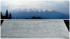 Zona de drumeție (Hiking Zone): Diham, Grecului și Postăvaru - în căutarea zilei fără ceață Hiking, Romania, Tapestry, Mountains, Nature, Travel, Greece, Walks, Hanging Tapestry