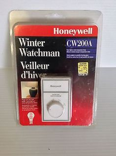 Winter Watchman Honeywell CW200A New In Package Thermostat