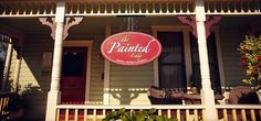 Welcome to The Painted Lady Restaurant / Newberg, OR