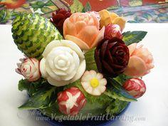 Phung's veggie bouquet