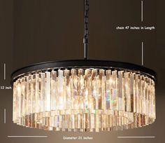 5 Lights Modern Contemporary Crystal Chandelier Ceiling Light Pendant Light for Dinning Room, Living Room MZ-Lite Chandelier For Sale, Luxury Chandelier, Chandelier In Living Room, Contemporary Chandelier, Chandelier Ceiling Lights, Modern Contemporary, Ceiling Lamp, Ring Chandelier, Rectangle Chandelier