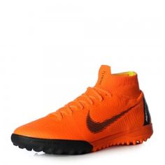 quality design 30f49 ef60f Nike Mercurial SuperflyX VI Elite TF Turf Soccer Shoes total  Orange-Black-Volt