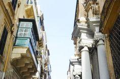 The mood : Valletta in November, Malta ,