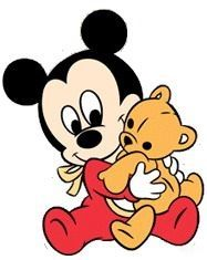Minnie y Mickey Mickey Mouse Pictures, Mickey Mouse Cartoon, Mickey Mouse And Friends, Baby Cartoon, Mickey Minnie Mouse, Disney Mickey, Disney Art, Disney Theme, Mickey Mouse Imagenes