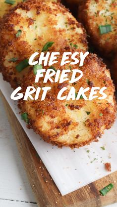 Brunch Recipes, Appetizer Recipes, Brunch Ideas, Brunch Menu, Easter Recipes, Breakfast Dishes, Breakfast Recipes, Breakfast Appetizers, Grit Cakes