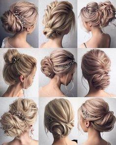 Wedding Hairstyle Inspiration - tonyastylist #weddingmakeup