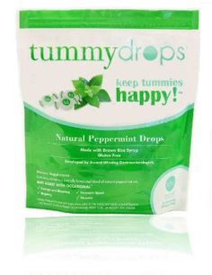 Tummy Drops Peppermint~gonna try these