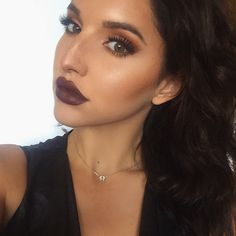 #TheBeautyBoard Makeup of the Day: Fall Warm Tones by brianalee. Upload your look to gallery.sephora.com for the chance to be featured! #Sephora #MOTD