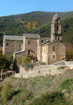 Les paysages de La Corse