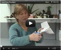 Easy blank book making video tutorial