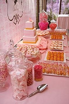 so cute for a little girl party/bridal shower/baby shower!