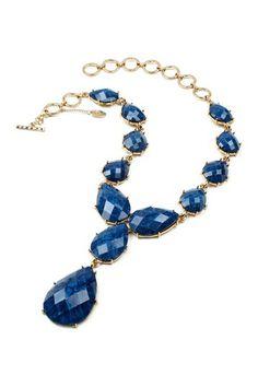 Camella Teardrop Necklace by Amrita Singh on @HauteLook