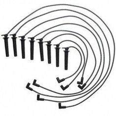 Introducing Denso 6714259 Spark Plug Wire Set. Get Your