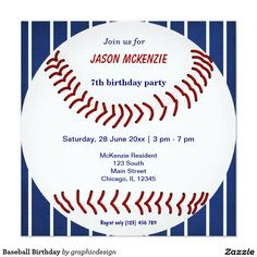 sold #Baseball Birthday Card #sport Available in different products. Check more at www.zazzle.com/graphicdesign