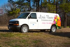 9 Best Florist Vehicle Wraps Images In 2015 Vehicle