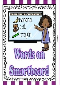WORD WORK (11 POSTERS AND 11 CARDS) 50% OFF FOR 24 HOURS - TeachersPayTeachers.com