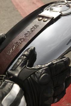Leather Tank Strap